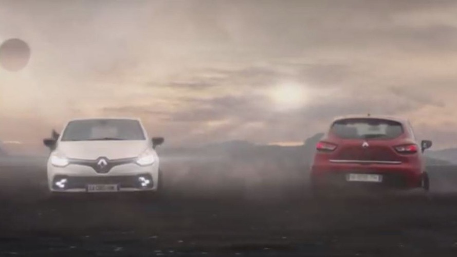 Renault Clio'nun yeni reklam filmi yayınlandı