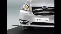 Nuova Lancia Flavia Cabrio
