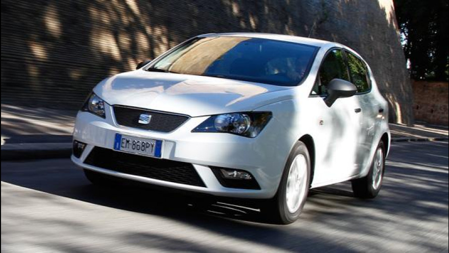 Seat Ibiza 1.2 TDI Reference Ecomotive