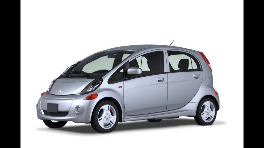 Mitsubishi i-MiEV si allarga per l'America