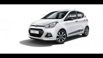 Hyundai i10 Limited Edition Go! Brasil