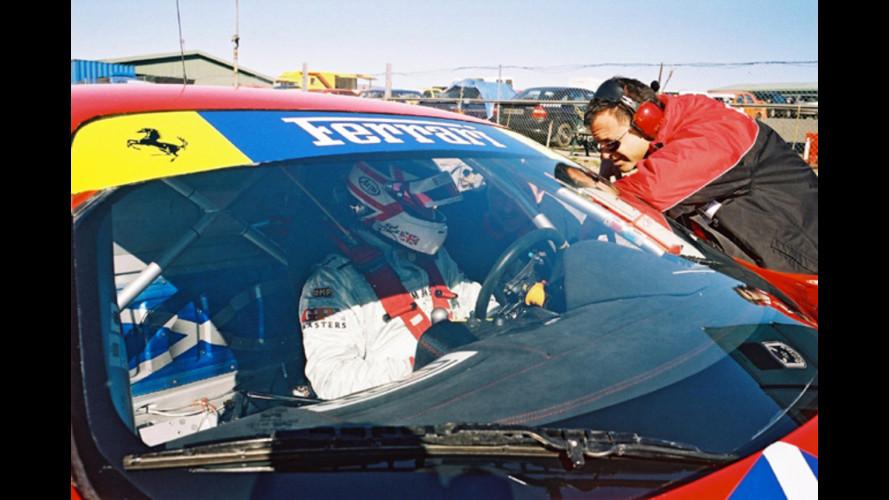 Mansell di nuovo in sella al Cavallino!