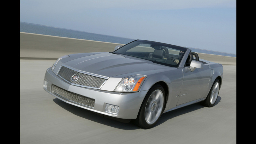 Cadillac XLR-V model year 2007