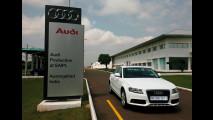 Audi: produzione A4 ad Aurangabad