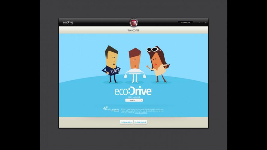 """Fiat """"EcoDrive"""": a scuola guida di """"eco-sostenibilità"""""""