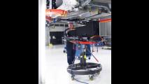 Volvo C30 Electric, la produzione