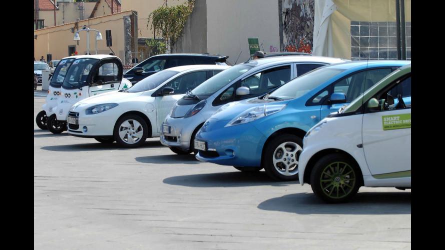 Nissan sollecita i politici sull'auto elettrica