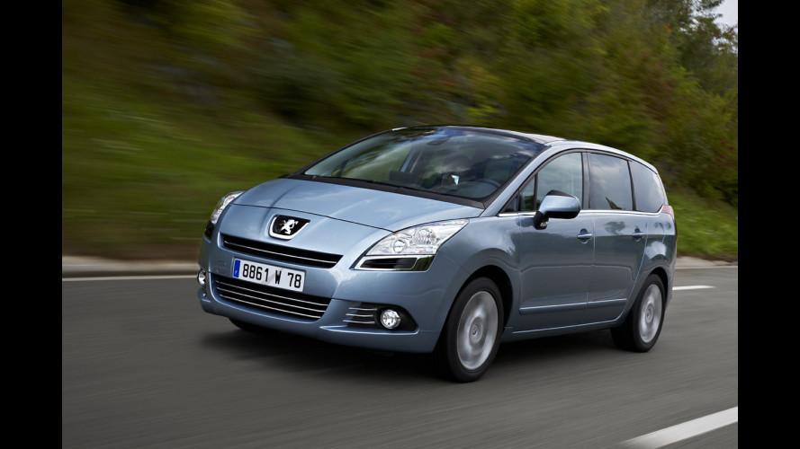 Peugeot 5008 2.0 HDi automatica