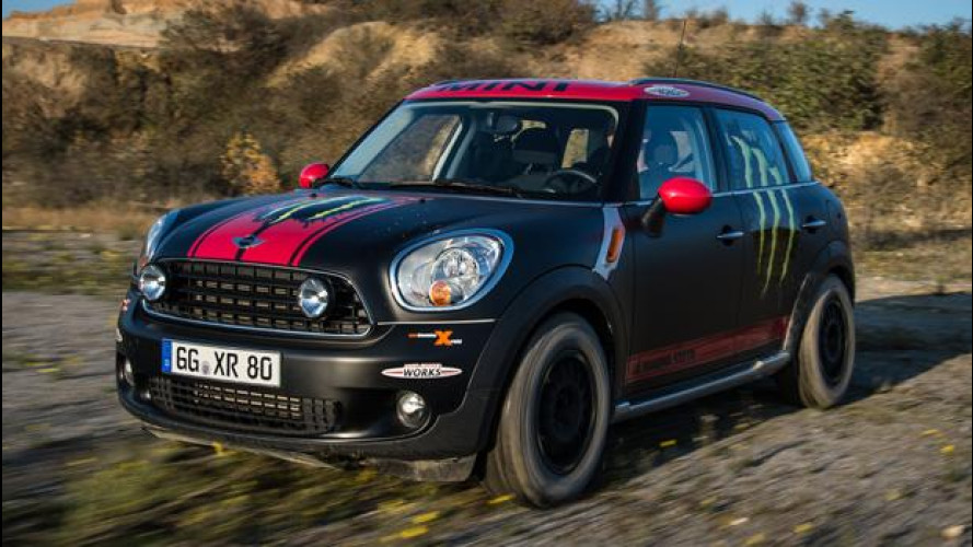 MINI Countryman X-raid Team con pacchetto off road