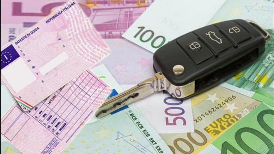 Nuovo Codice della strada: in arrivo la supermulta salva-patente