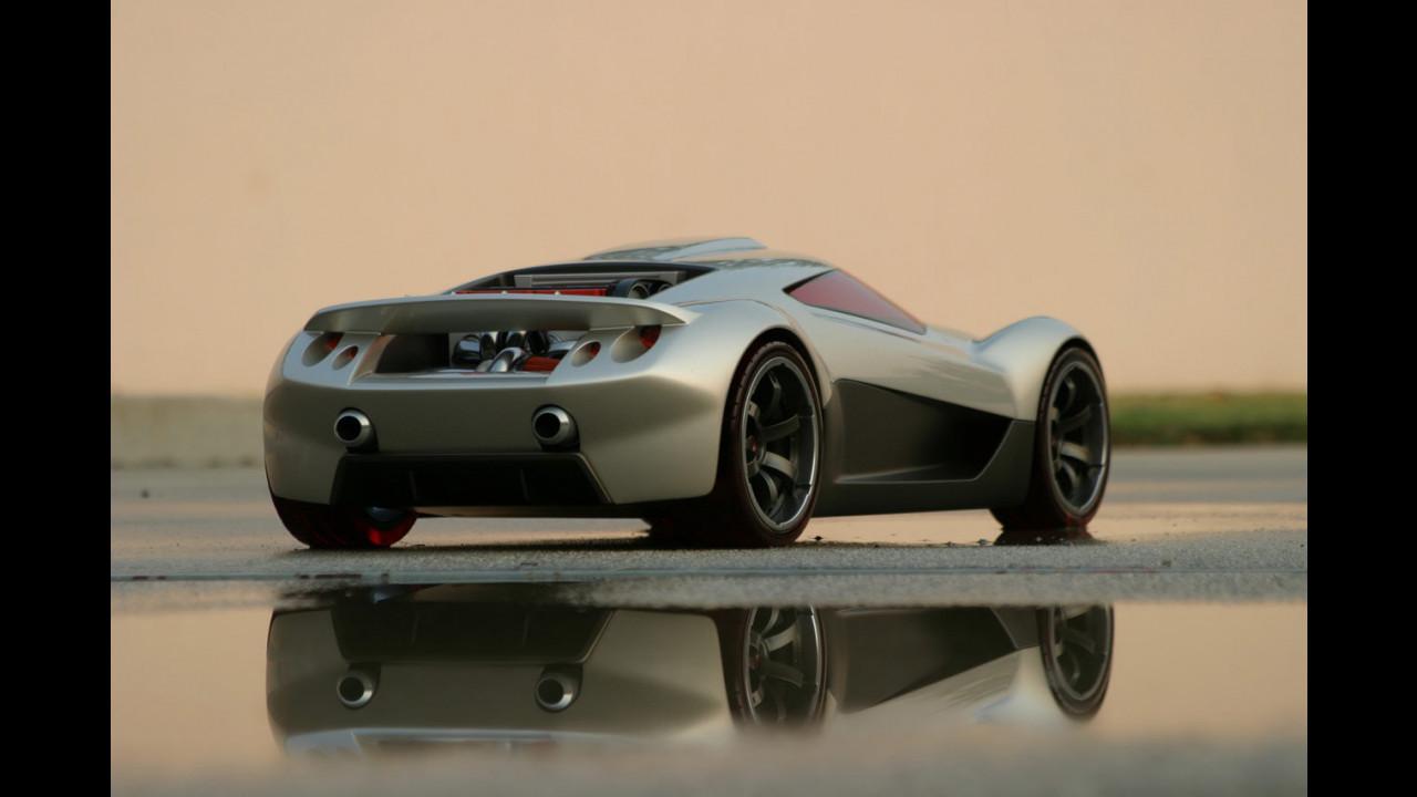 Mitsubishi Double Shotz Hot Wheels Concept