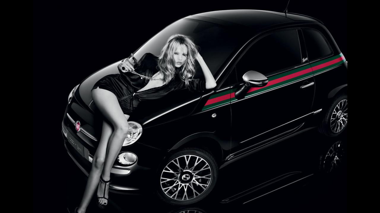 Fiat 500 by Gucci, lo spot con Natasha Poly