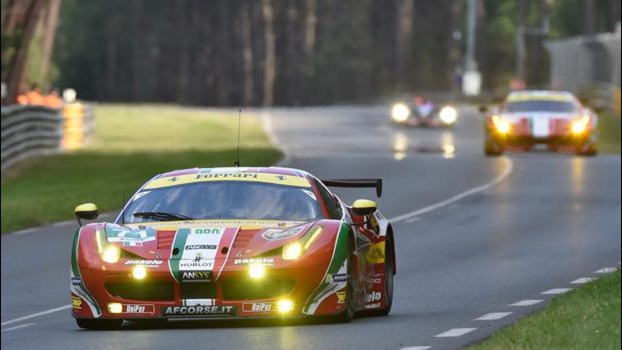 """[Copertina] - Ferrari vince a Le Mans e """"pensa"""" di lasciare la F1"""