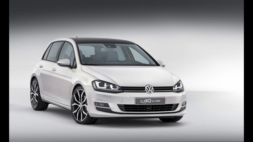 Volkswagen Golf Edition, altro che concept