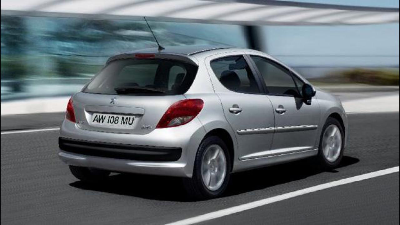 [Copertina] - Peugeot 207 Plus Eco GPL