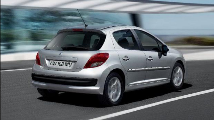 Peugeot 207 Plus Eco GPL