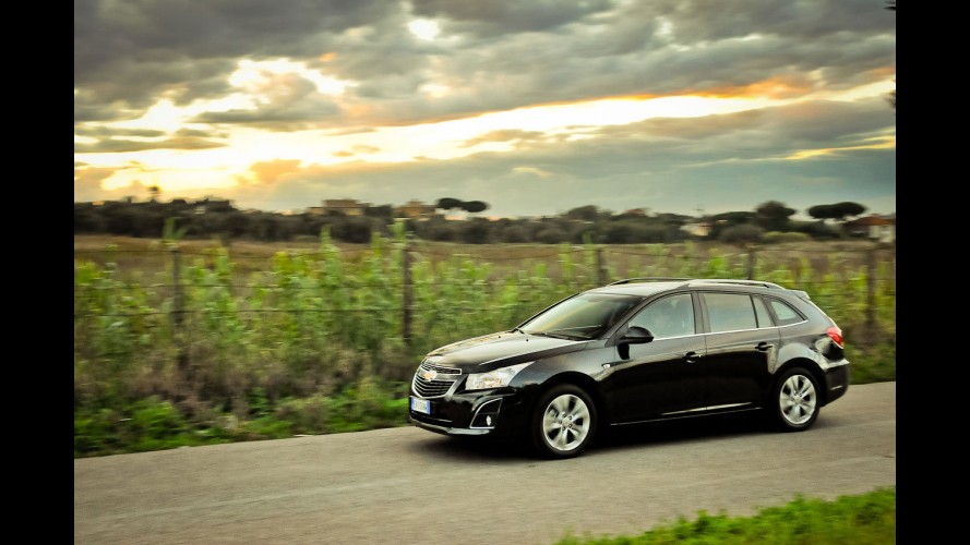 Chevrolet Cruze Station Wagon LTZ 1.7D