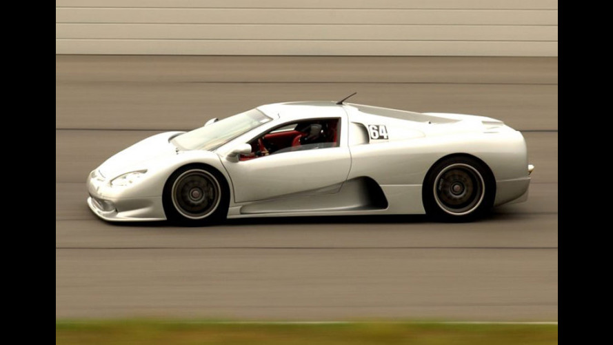 SSC Aero TT vuole il record di velocità