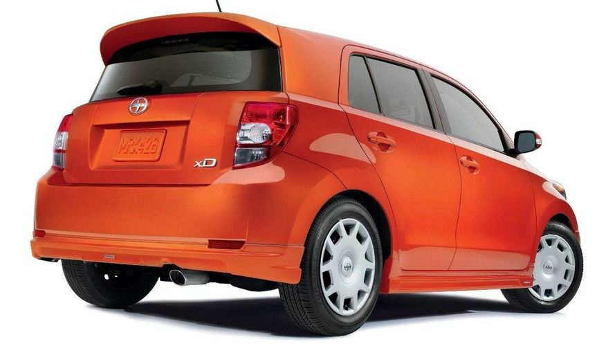 2008 Scion xD Release Series 1.0 Released (US)