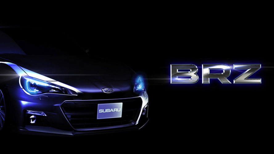 Subaru BRZ Concept, a spicchi