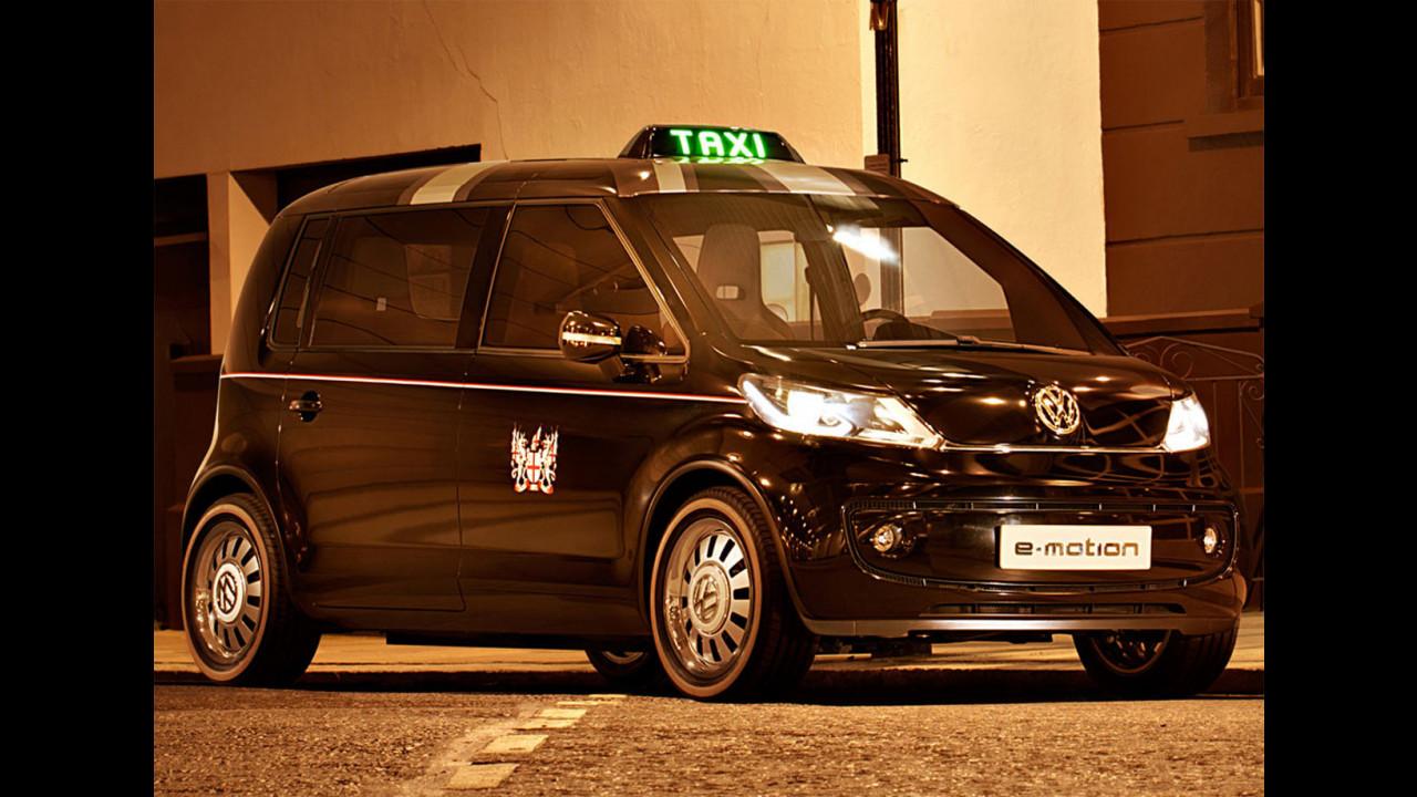 Volkswagen Taxi Concept