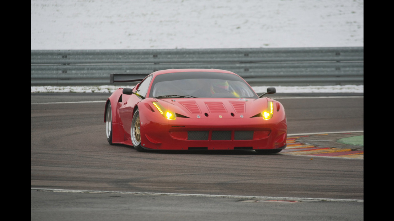 Ferrari 458 GTC
