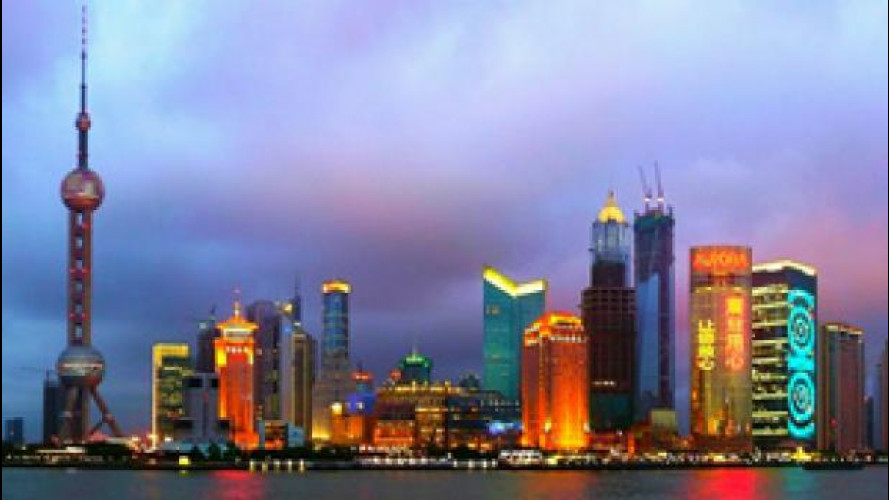 La Cina dichiara guerra all'inquinamento auto