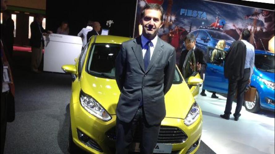 Domenico Chianese, Presidente e ad Ford Italia: