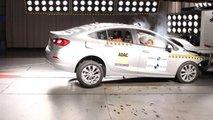 Crash - Chevrolet Cruze