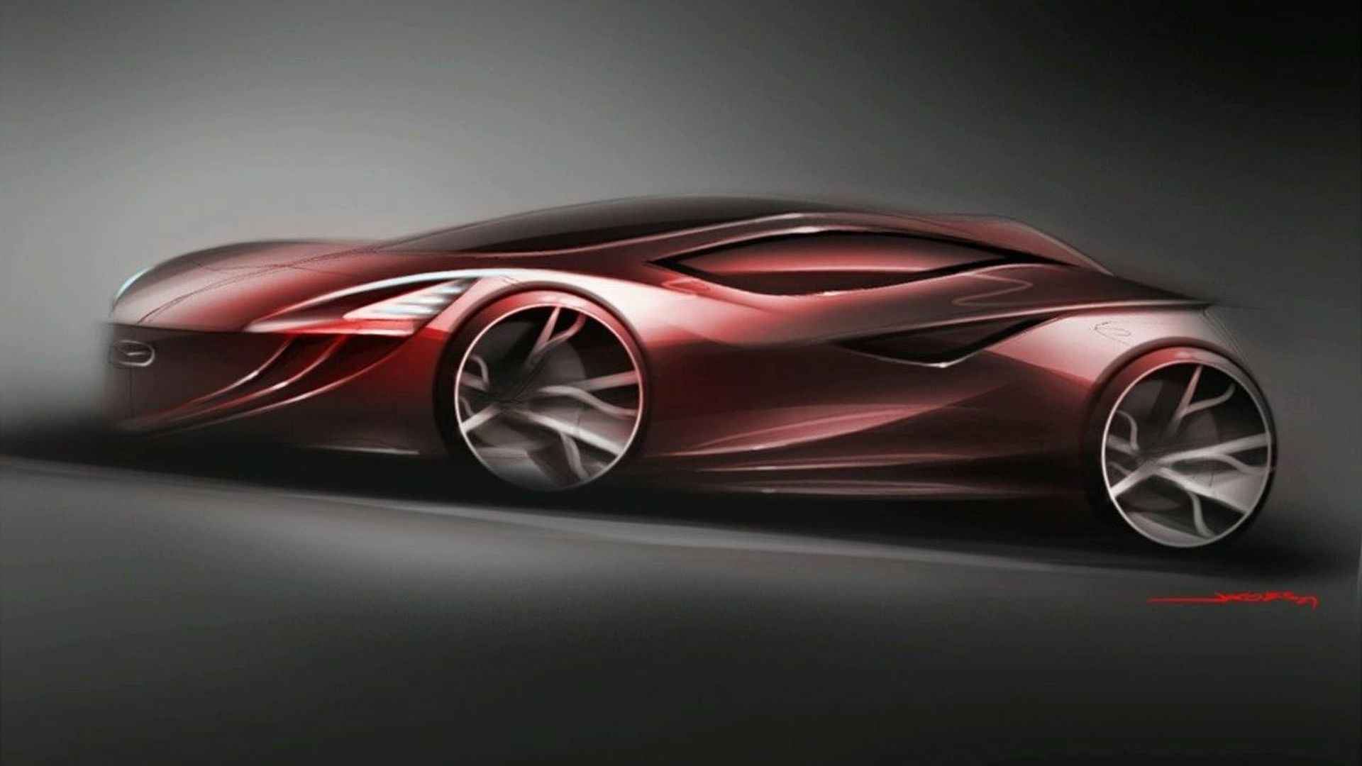 Mazda Might Celebrate Centenary With Special Rx 9 Supercar