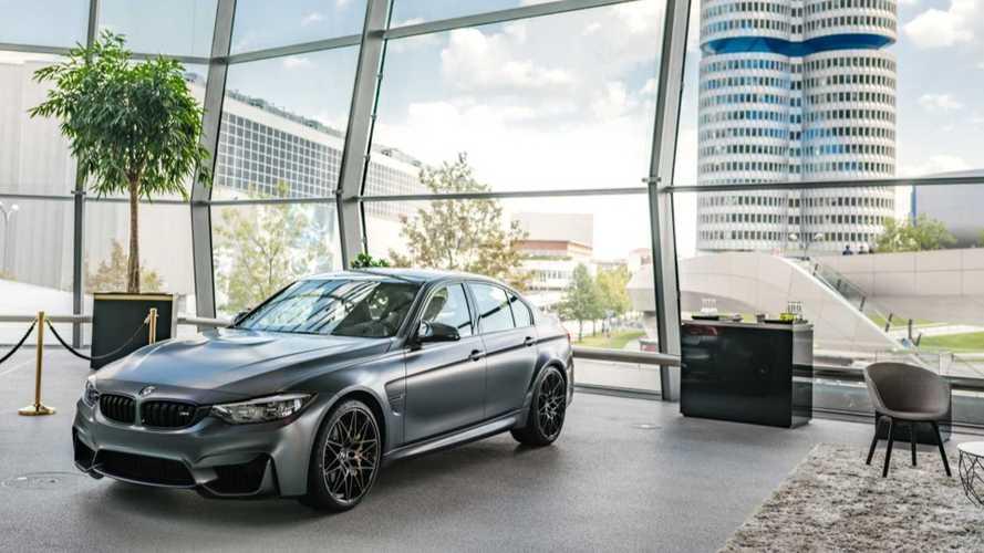 Voici la toute dernière BMW M3 (F80) européenne !