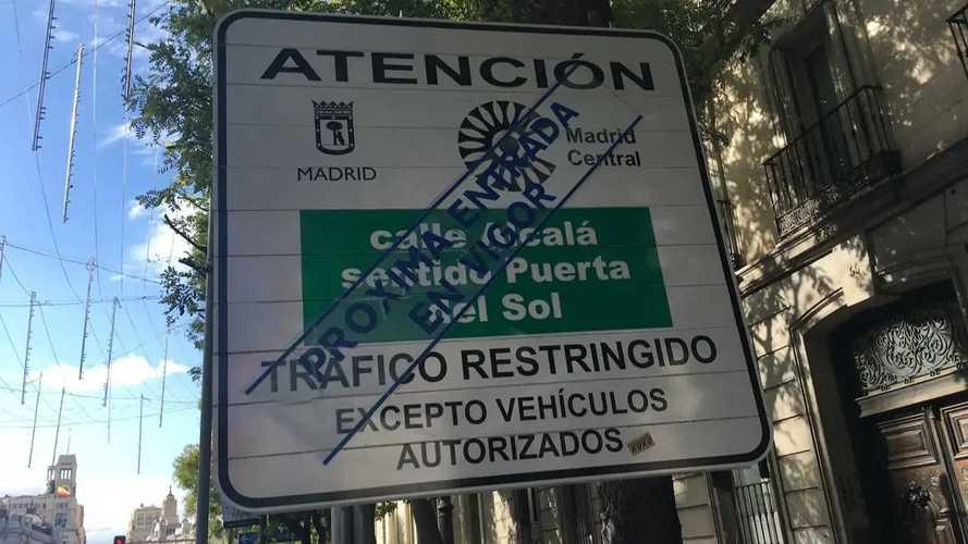 CCOO carga contra Madrid Central, por ser una medida