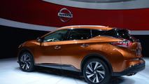 2015 Nissan Murano live in New York