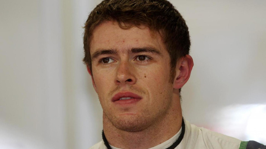 Di Resta 'determined' to return to F1