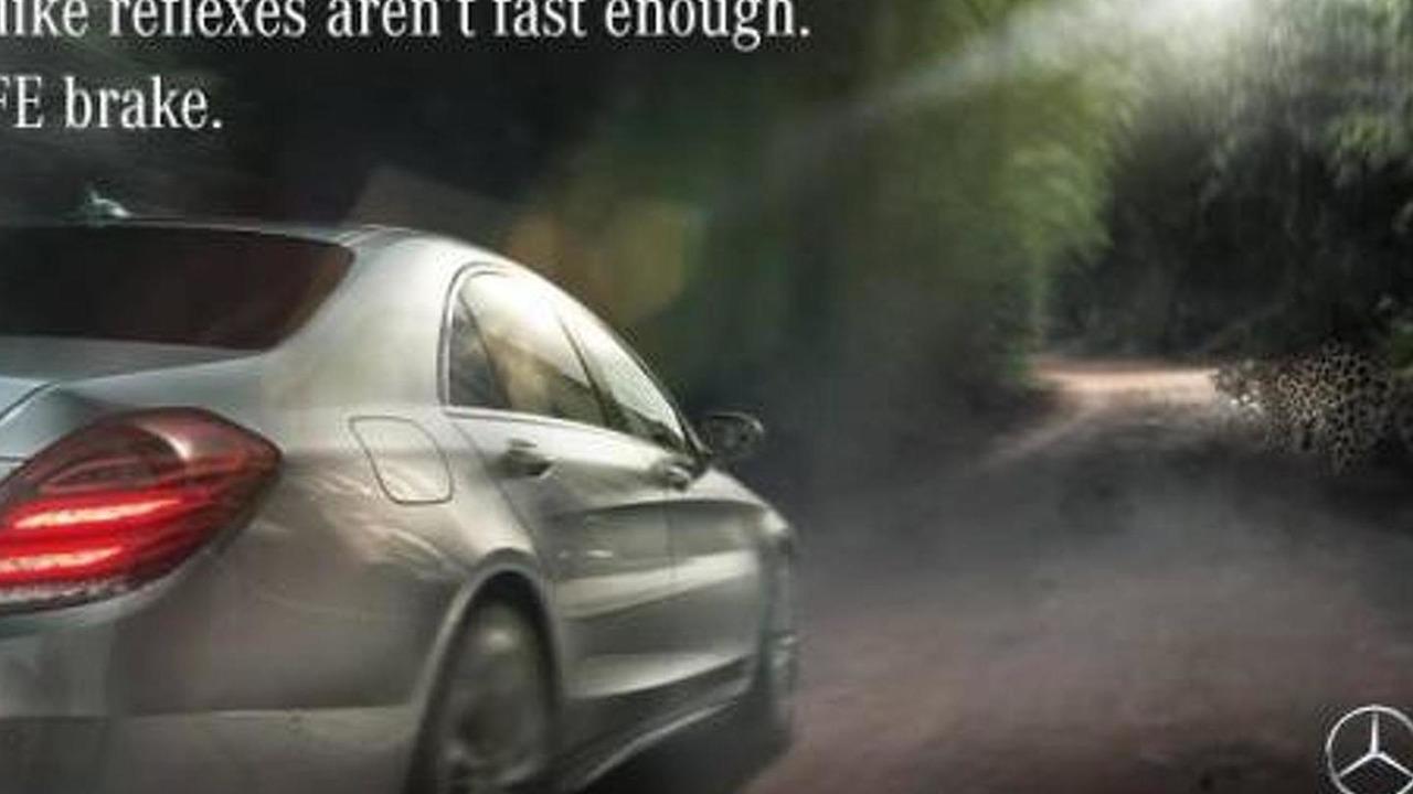 Mercedes Benz Politely Responds To Jaguar S Ad
