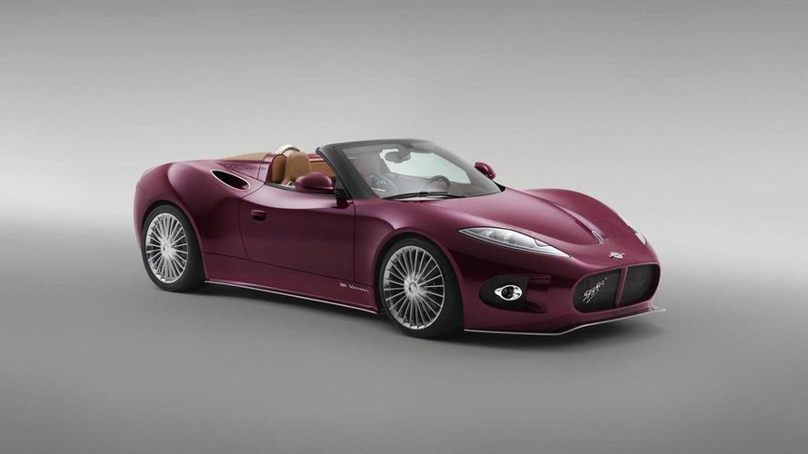 Reborn Spyker heading to Geneva with electric sports car