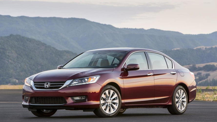 US Investigating 1.1 Million Honda Accords Over Sudden Steering Loss