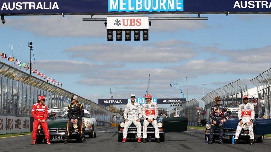 Schumacher impressed with F1 driver quartet