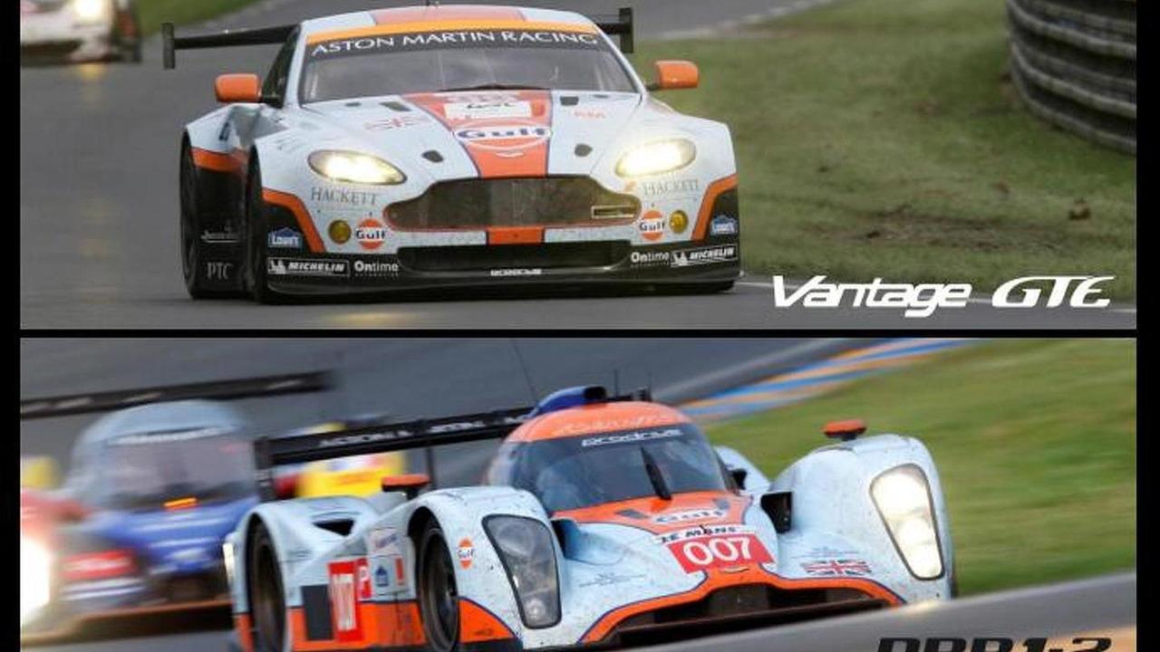 Aston Martin V8 Vantage Gte Dbr 1 2 Race Cars Up For Sale