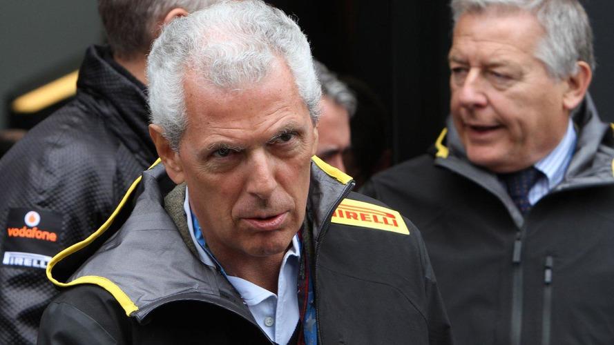Pirelli boss sentenced for espionage