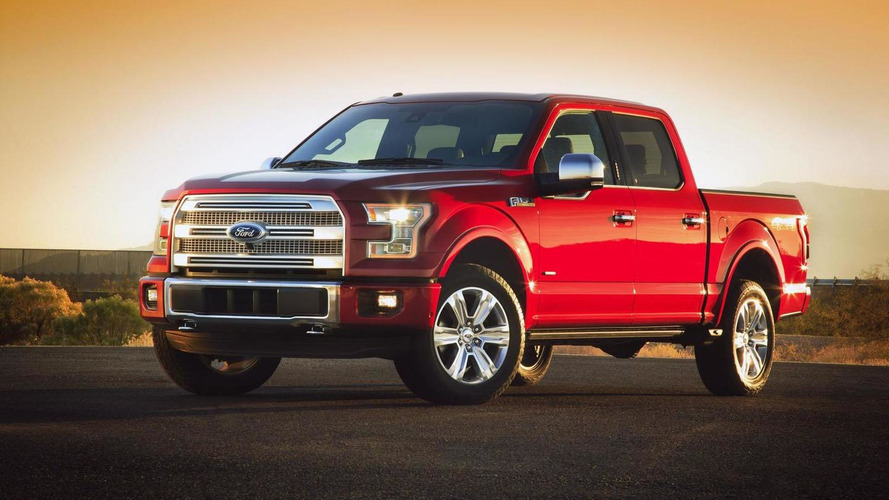 Ford F-150 to offer a V6 diesel engine, could arrive by 2018 - report