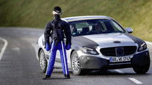 Michael Schumacher and the 2014 Mercedes C-Class 12.12.2013