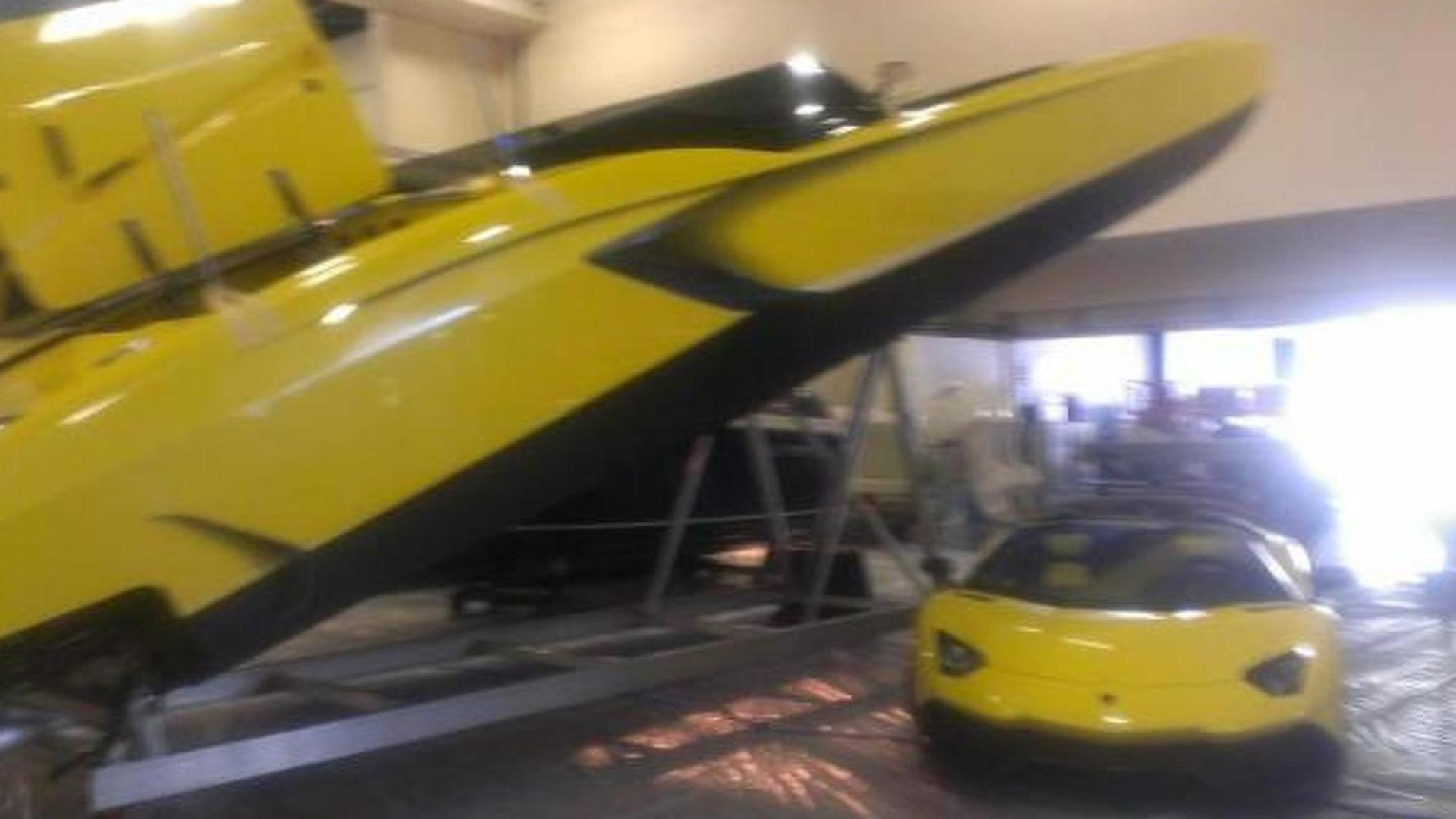 Lamborghini Aventador Roadster 50 Anniversario Owner Commissions A