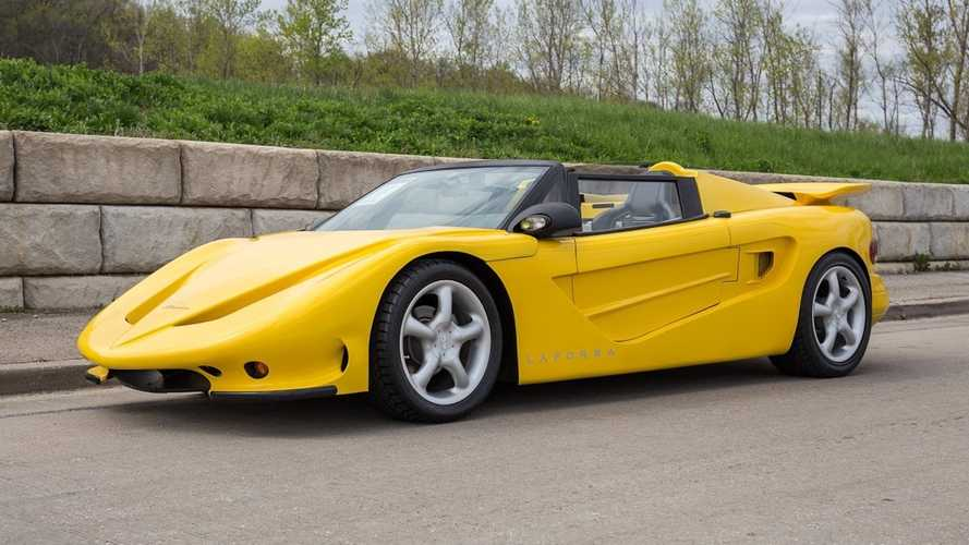 Handbuilt La Forza Spyder For Sale