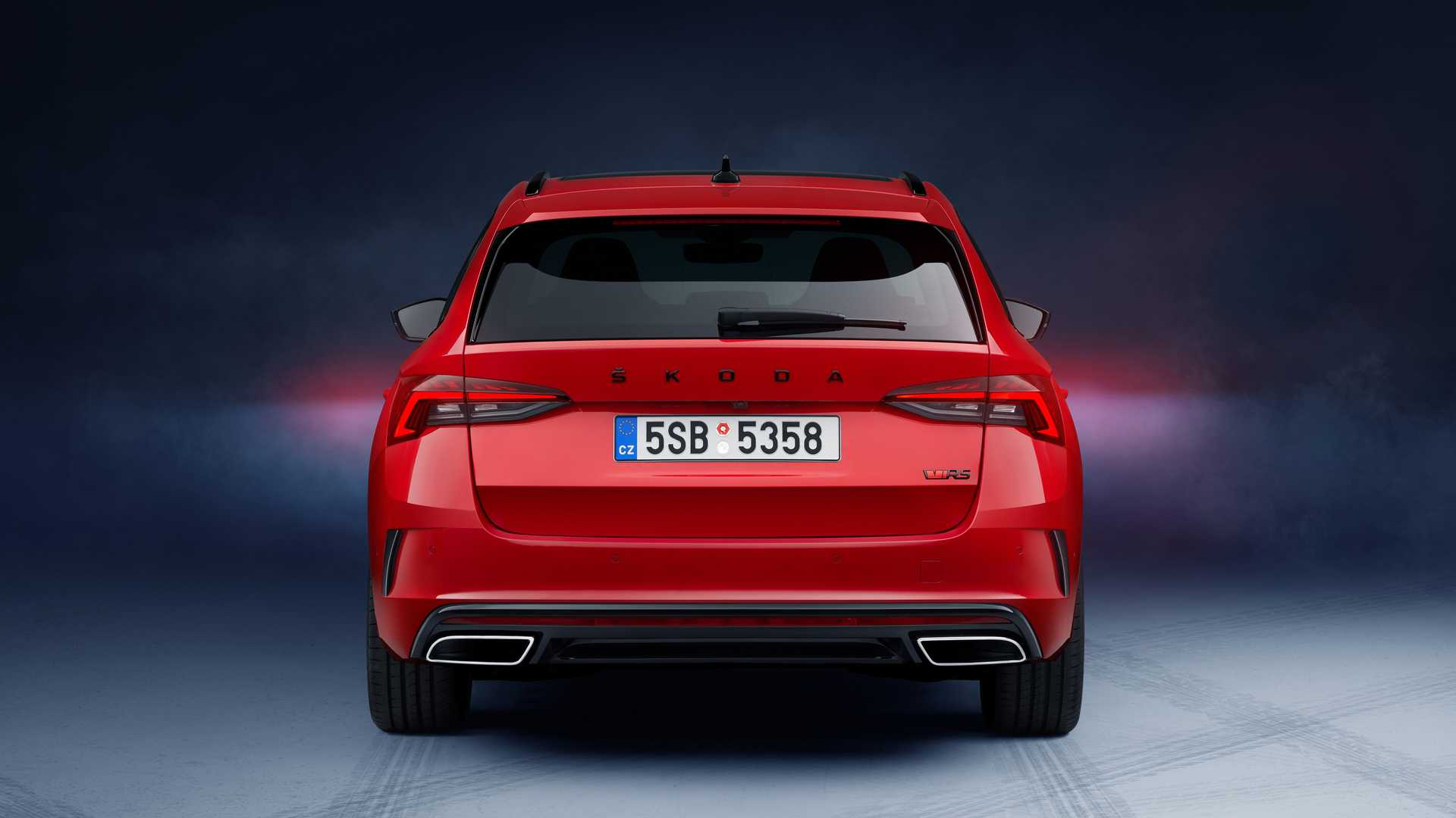 2021 Skoda Octavia Rs Debuts With Tsi And Tdi Engines Optional Awd