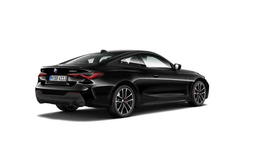 Купе BMW 420d xDrive M Sport Pro Shadow Edition (2020)