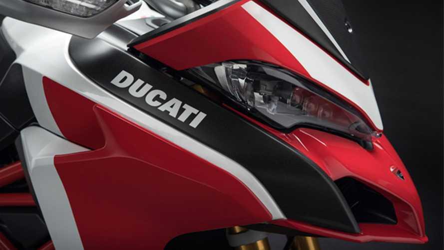 Ducati Multistrada V4, ultimi dettagli prima del debutto
