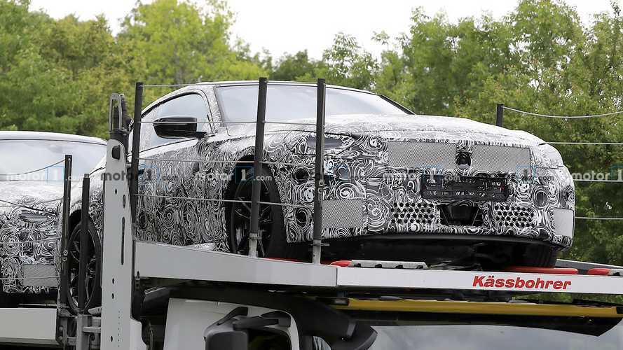 Шпионские фото двух новых BMW 2-й серии