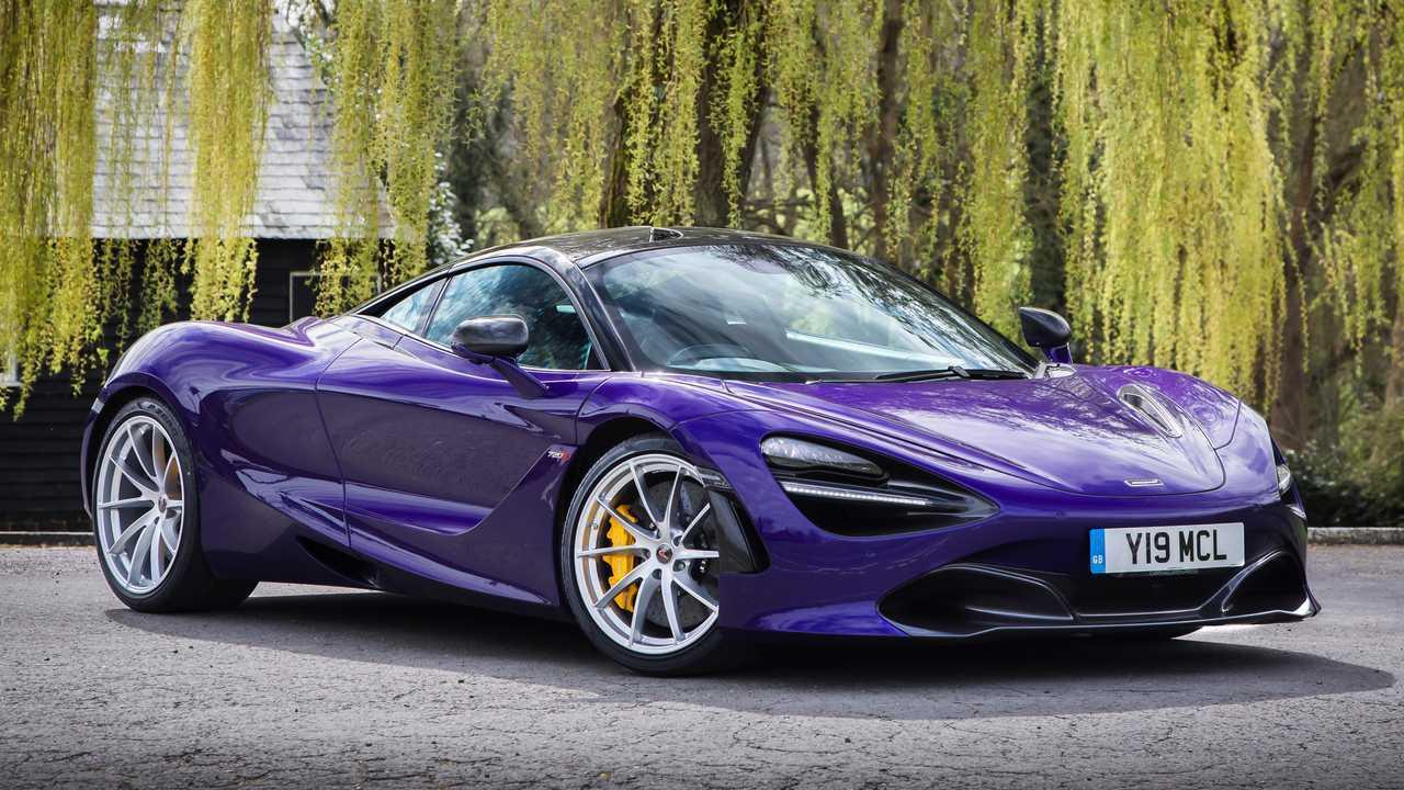 13. McLaren 720S