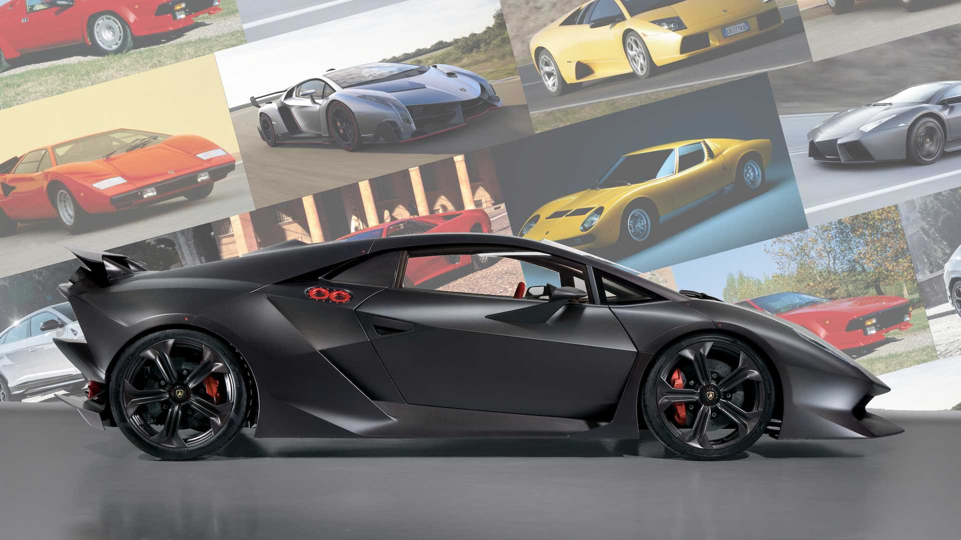These Are The 15 Best Lamborghinis Of All Time